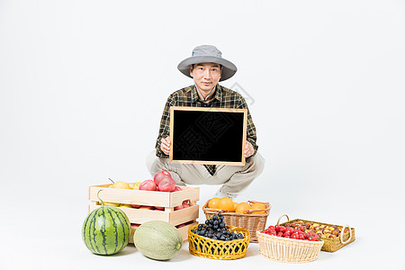 果农丰收展示图片