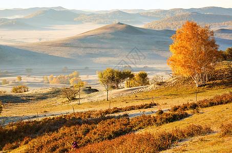 内蒙古自治区乌兰布统敖包吐景区图片