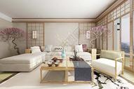 日式家装设计图片