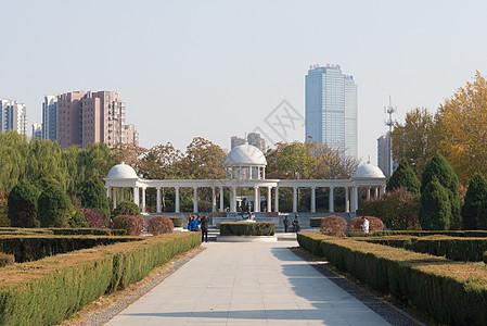 沈阳城市公园枫露公园图片