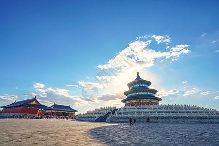 北京天坛风景区picture