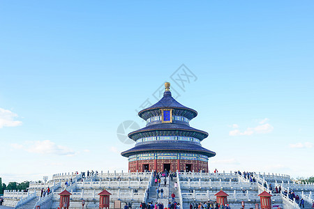 北京天坛风景区图片