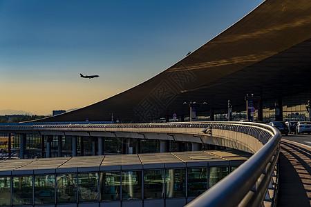 首都机场T3图片