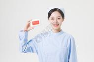 护士提醒吃药图片