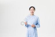 护士打针注射图片