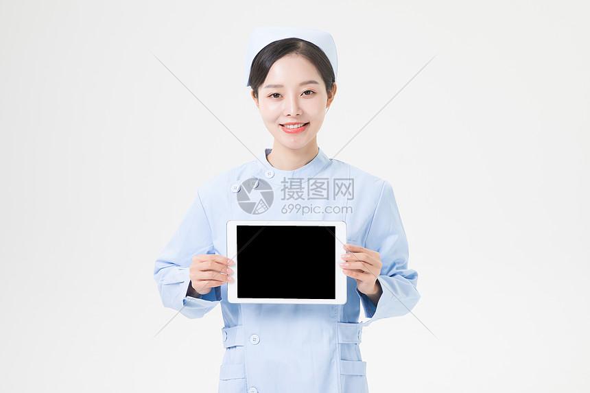 护士展示图片