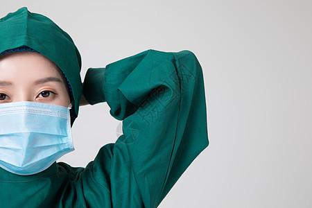 医生手术服展示图片