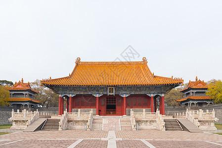 沈阳世界文化遗产清福陵图片