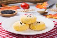 冰冻的芝麻南瓜饼501091941图片