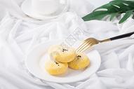 冰冻的芝麻南瓜饼501091998图片