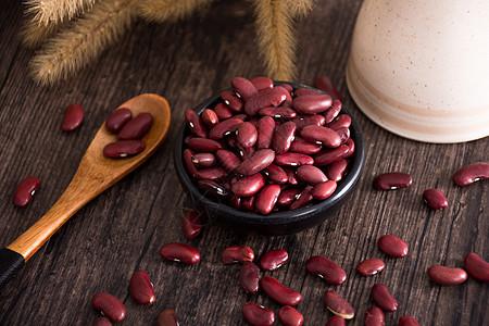 五谷杂粮红豆图片