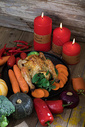 感恩节的食物图片
