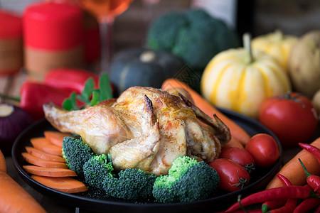 感恩节晚餐图片