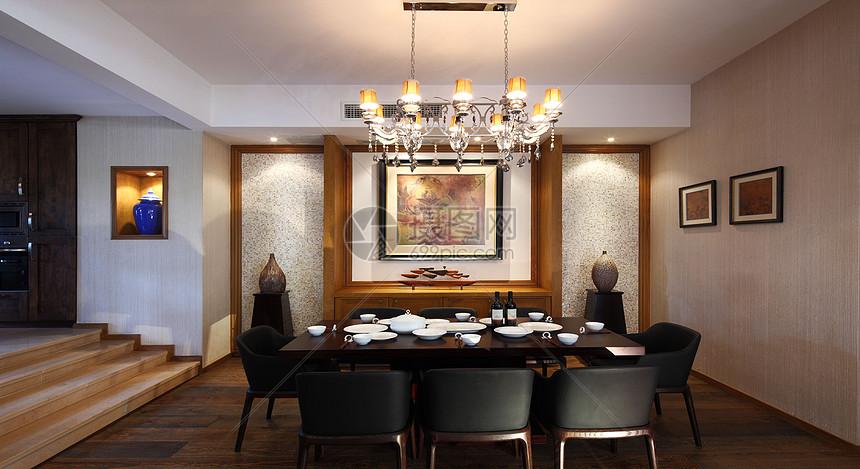现代餐厅图片