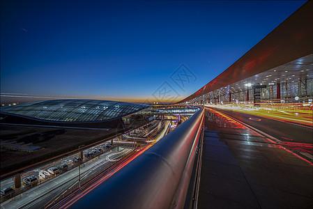 北京首都国际机场图片