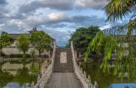 大理喜洲镇石桥图片