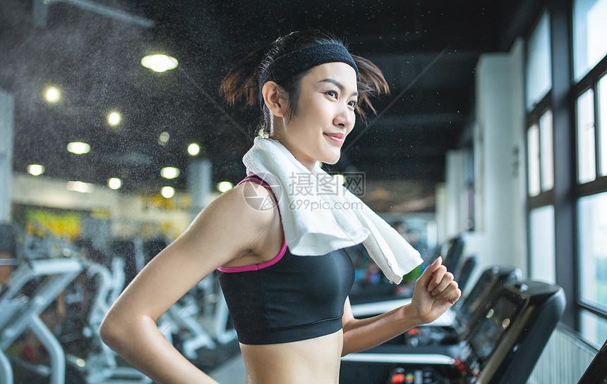 跑步运动健身图片