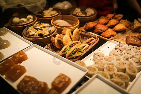 福州三坊七巷美食街图片