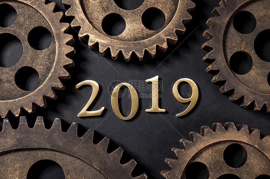 新年2019图片