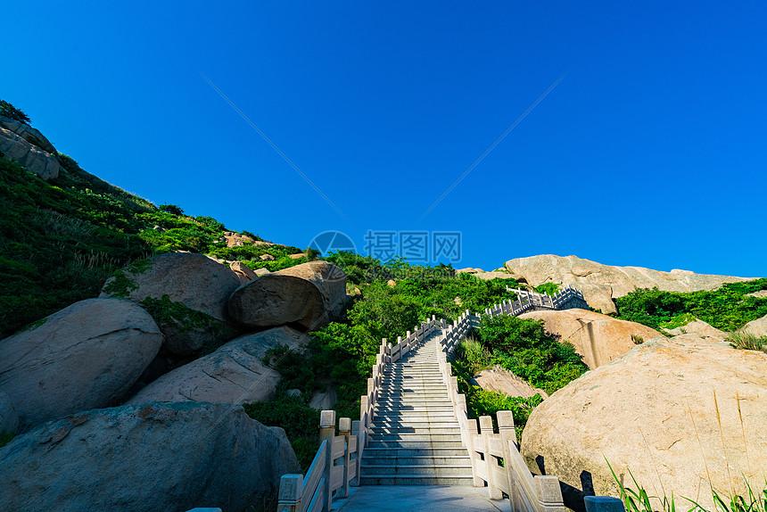 上海洋山深水港石龙景区图片