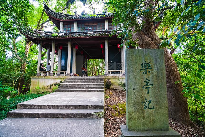 浙江溪口蒋介石故居图片