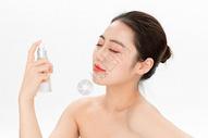 女性肌肤美白补水501100752图片