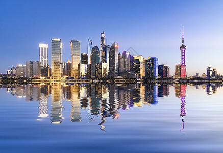 上海陆家嘴图片