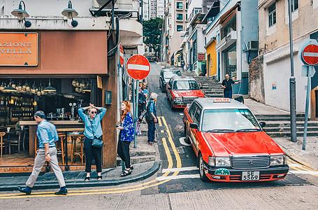 香港街景图片