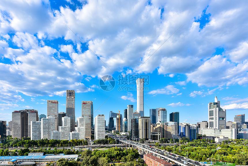 北京国贸中心图片