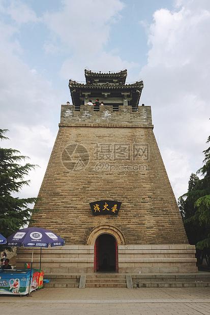 骊山烽火台图片