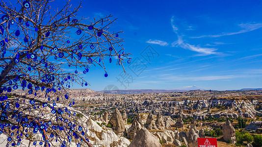 土耳其卡帕多奇亚峡谷图片