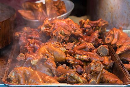 贵州青岩古镇特色美食图片