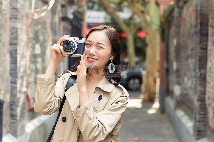 文艺青年摄影图片