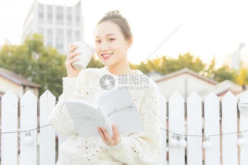 女性生活阅读图片