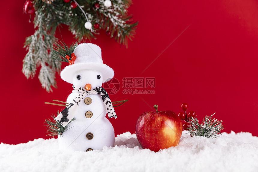 圣诞节平安夜图片