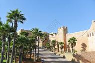 摩洛哥拉巴特老城501103692图片