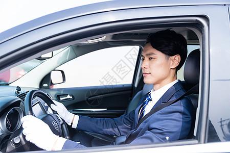 专车司机开车动作图片