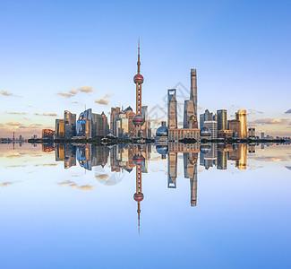 上海外滩陆家嘴图片