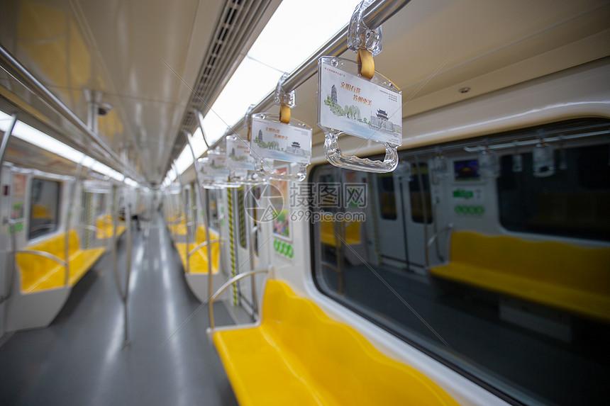 地铁车厢内部图片