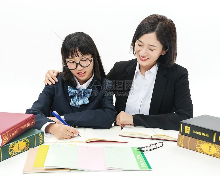 青少年教育补习辅导图片