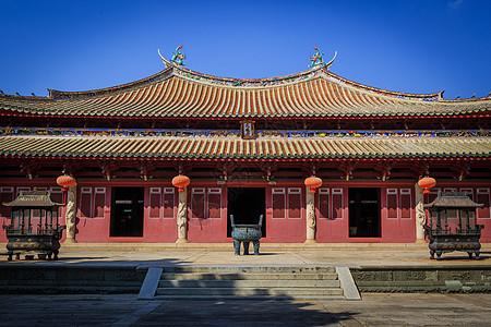 泉州海上丝绸之路文庙图片