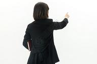 老师教育人像图片