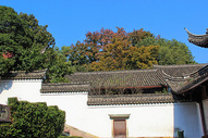 宁波保国寺图片