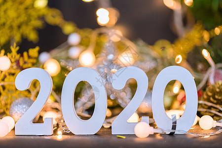 新年元旦2020年图片