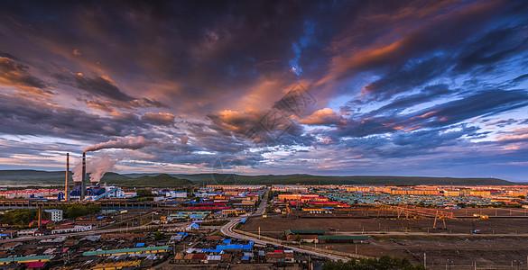 内蒙古呼伦贝尔风光图片