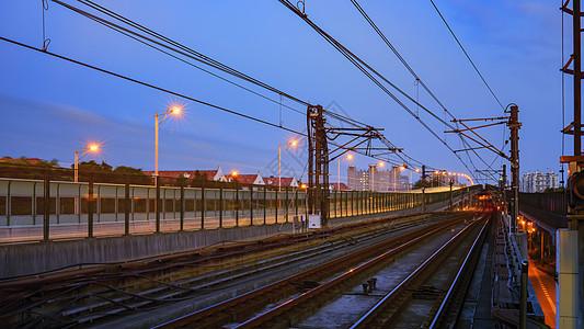 上海轨道交通地铁站图片