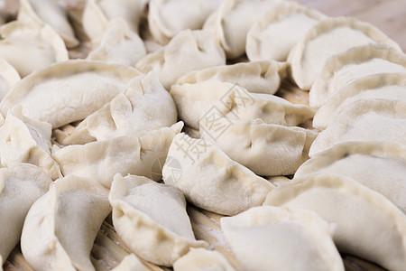 手工水饺图片