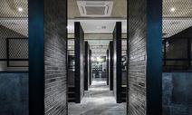 中式过道走廊图片