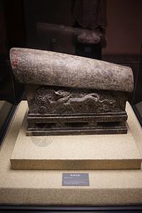 西安博物馆舍利棺图片