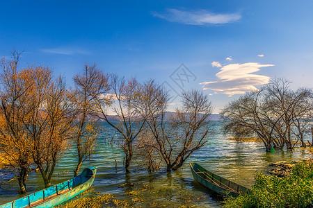大理洱海风光图片